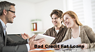 Bad Credit Fast Loans- Helpful Cash Easiest For All Fiscal Solution