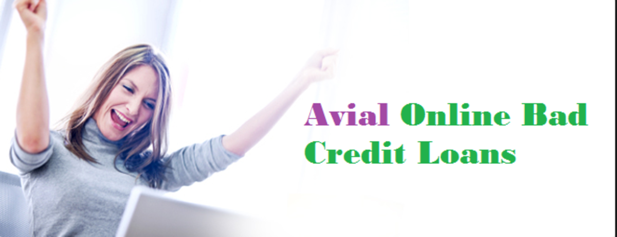 Headline for Online Loans with Bad Credit