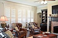 Shutters Help Make the House Lively