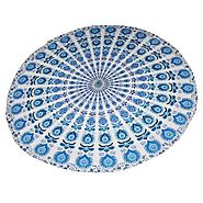 Bohemian Mandala Roundie Wall Hanging Hippie Throw roundies