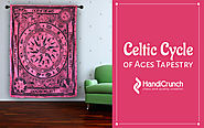 Celtic Cycle of Ages Tapestry