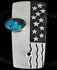 Darryl Dean Begay Jewelry at Turquoise Direct