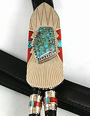 Leo Yazzie Jewelry at Turquoise Direct