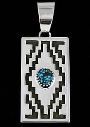 Turquoise Direct offers Jewelry of Tommy Jackson Navajo