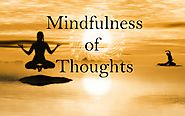 Mindfulness of Thoughts : Guided Mindfulness Meditation Exercise with Meditation Music