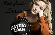 Bad Credit Same Day Loans, Getting Fast Cash For A Financial Emergency