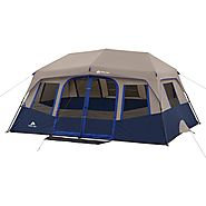 Ozark Trail 14' x 10' 10 Person Instant Cabin Tent