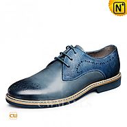 CWMALLS® Brogue Leather Lace-up Shoes CW716256