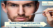 Pre-Operative Tips To Follow For Beard Hair Transplant