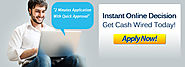 Welcome to Instant Faxless Payday Loans, Apply Today To Get Immediate Money Online