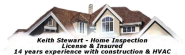 Keith Stewart Home Inspections | Mississippi Home inspectors MS