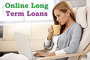 Online Long Term Loans – Meet Your Unexpected Bills Within Due Time