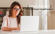 Cash Today In Canada! Meet Entire Cash Needs With Installment Loans Easy Online Loan Application