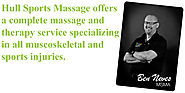 Hull Sports Massage | Sports injury specialist