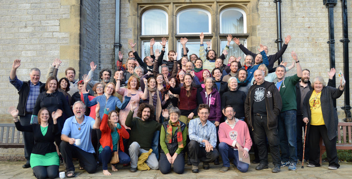 Headline for 5 Reasons why I love the National Permaculture Diploma Gathering