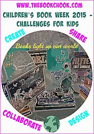 Children's Book Week 2015 - Challenges for Kids