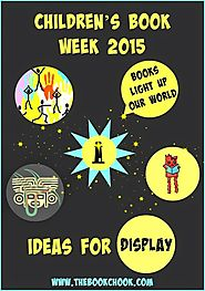 Children's Book Week 2015 - Ideas for Display