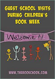 Guest School Visits During Children's Book Week