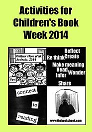 Activities for Children's Book Week 2014