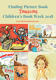 The Book Chook: Finding Picture Book Treasures - Book Week 2018