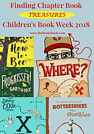 The Book Chook: Finding Chapter Book Treasures - Book Week 2018