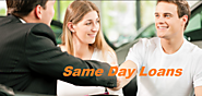 Same Day Cash the Best Monetary Solution to All Hassles