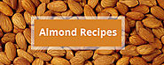 Ways to use Almonds when cooking