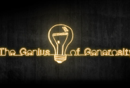 The Genius of Generosity #1: Generosity Works!
