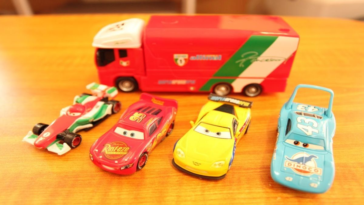 Headline for Top 12 Toy Cars under $10. Best Cheap Kids Cars