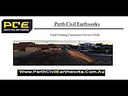 Earthmoving Contractors Perth