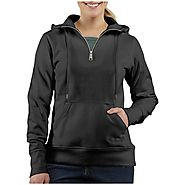 Half Zip Sweatshirts Are Perfect For Womens