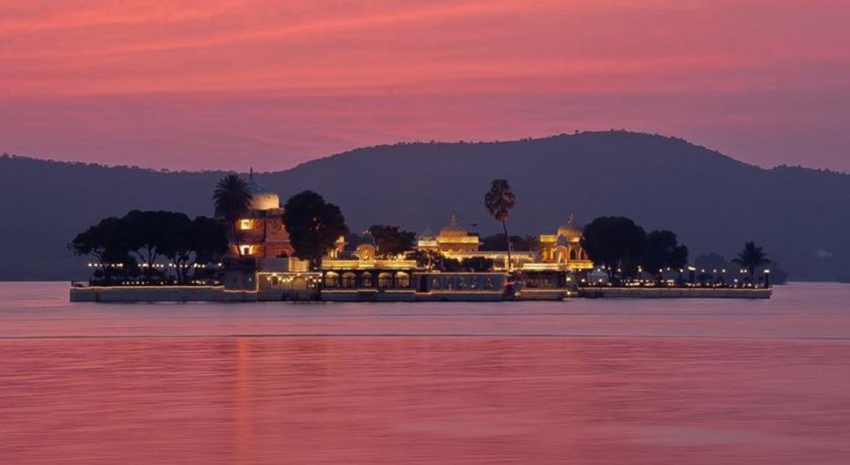 Headline for Best venues for destination wedding in Udaipur