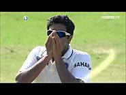 The Batsman Trapped in Front of the Wicket and Proved in Review, But Umpire Called NOT OUT!!!