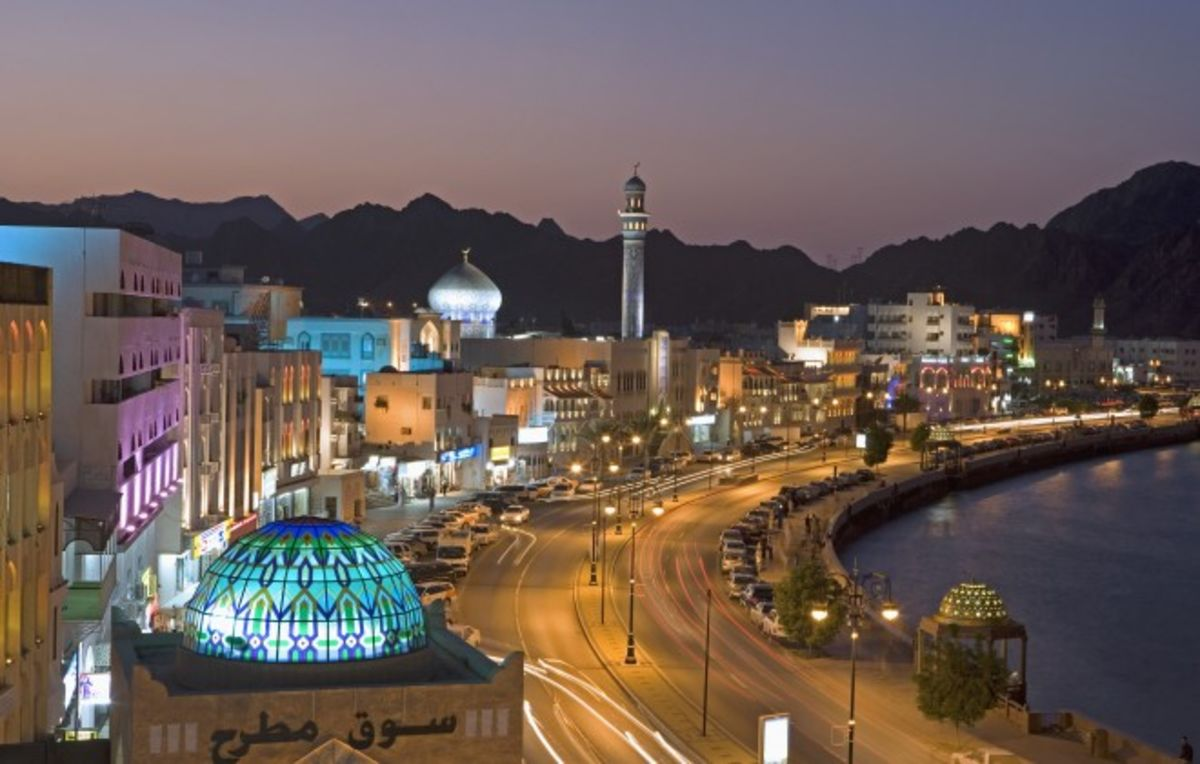 Headline for 5 Reasons to Visit Muscat Oman – Dazzling City of the Arab World