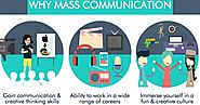Do Mass Communication for a Career in Creative Field