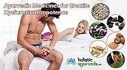 Ayurvedic Medicines for Erectile Dysfunction, Impotence