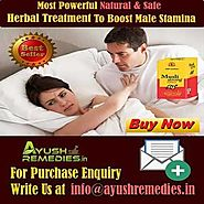 Ayurvedic Supplements To Improve Stamina