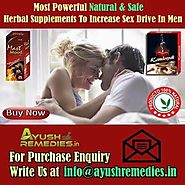Herbal Supplements To Increase Sex Drive In Males Naturally