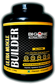 Big One Nutrition Ultra Muscle Builder