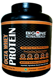 Big One Nutrition Octa Whey Protein
