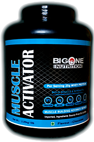 Website at http://www.mouzlo.com/big-one-nutrition-muscle-activator.html