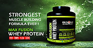 Website at http://www.mouzlo.com/big-one-nutrition-max-fusion-whey-protein.html