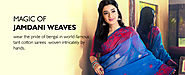 Bengal Tant Cotton Sarees for Online Shopping