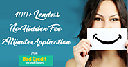 Tackle With Mid Or End of the Month Financial Crisis Through Short Term Bad Credit Loans