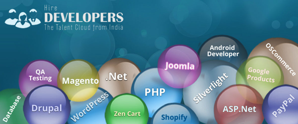 Headline for Hire Developers India