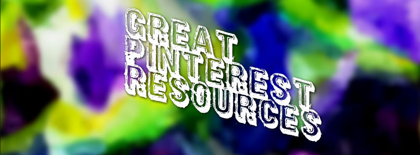 Headline for Great Pinterest Resources