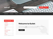 Outlet - A Storefront child theme for tech stores