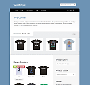 Wootique - WooThemes