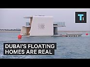 Dubai's Luxury Floating Homes Are Now A Reality