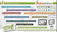Professional Website and Mobile Apps Development Company – TechnoAdviser